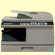 Sharp Printers:  The Sharp FO-2081 Printer