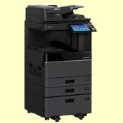 Toshiba Copiers:  The Toshiba e-STUDIO 2508A  Copier