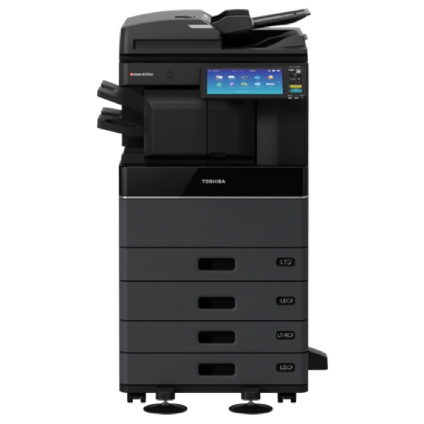 Toshiba Copiers:  The Toshiba e-STUDIO 4515AC  Copier
