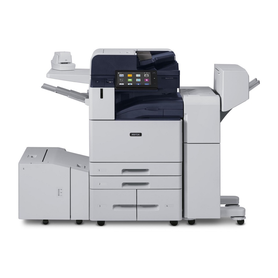 Xerox Copiers:  The Xerox AltaLink C8170/H2 Copier