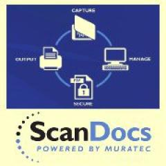 Muratec Copiers: Muratec ScanDocs Professional Software