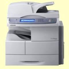 Samsung Copiers: Samsung MultiXpress SCX-6555N Copier