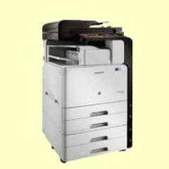 Samsung Copiers: Samsung MultiXpress SCX-8123NA Copier